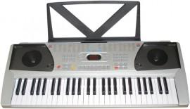 Teclado Musical CSR 558 - Memória para Gravação em Tempo Real - 100 Sons Variados