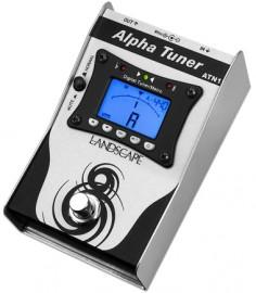 PEDAL DE EFEITO ALPHA TUNER ATN1 LANDSCAPE (afinador digital)