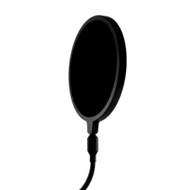 POP FILTER PROTETOR DE MIC. PARA ESTUDIO CSR 100