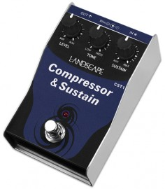 Pedal Landscape Compressor & Sustain CST 1