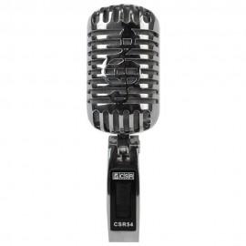 Microfone C/ Fio P/ Estúdio Csr 54 - Csr