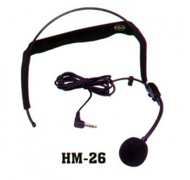 MICROFONE AURICULAR CSR HM26 COM FIO