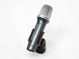 MICROFONE DINÂMICO SUPER CARDIÓIDE PARA CAIXA / CHIMBAL SUPER LUX PRA-288-A
