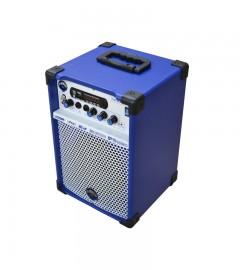 CAIXA DE SOM MULTIUSO LEACS TURBOX TB-200 (azul ll)