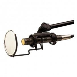 Microfone Condensado Cardióide para Captaçao de Instrumentos com Anti Puf