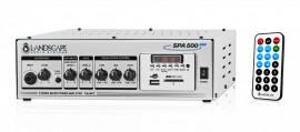 AMPLIFICADOR DE SOM AMBIENTE LANDSCAPE SPA 500 C/ USB - FM